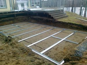 konstruktion bygge